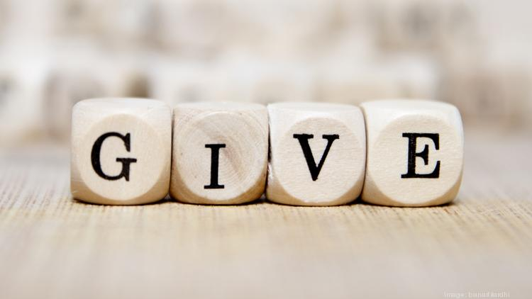 How to give charities